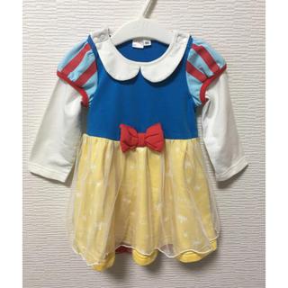 ディズニー(Disney)の白雪姫 ワンピース♡80(ワンピース)
