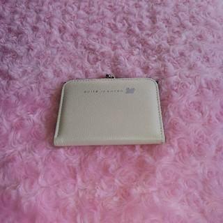 ビュルデサボン(bulle de savon)の【新品】キラキラ猫★がま口二つ折財布(財布)