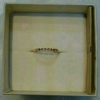 ノジェス(NOJESS)のノジェス ピンキーリングキスハグ#5(リング(指輪))