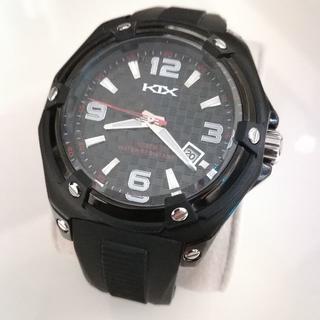 ケンテックス(KENTEX)のKTX ケンテックス製 腕時計 ラグジュアリーデイト KX003-5(腕時計(アナログ))