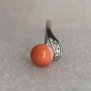 さくらんぼのシルバーリング(リング(指輪))