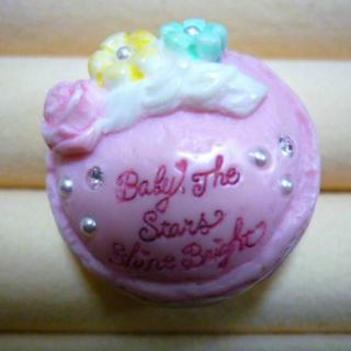ベイビーザスターズシャインブライト(BABY,THE STARS SHINE BRIGHT)のBABY マカロンリング(リング(指輪))