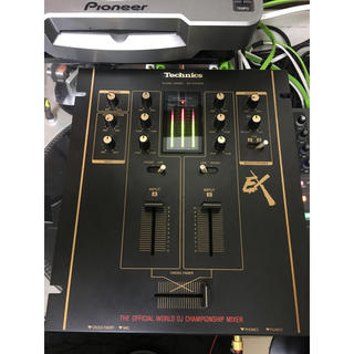 Technics SH-EX1200ミキサー(DJミキサー)