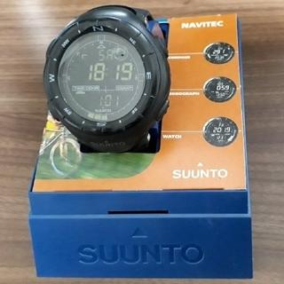 スント(SUUNTO)のSUUNT NAVITEC(腕時計(デジタル))