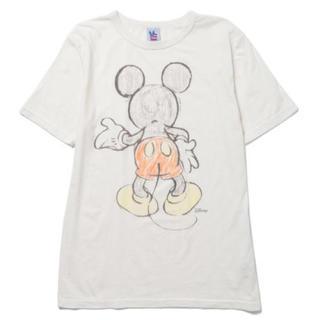 ジャンクフード(JUNK FOOD)の新品★JUNK FOOD×BEAMS MICKEY Tシャツ(Tシャツ(半袖/袖なし))