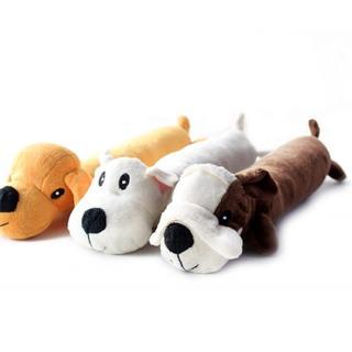 犬 猫 おもちゃ ぬいぐるみ 歯ぎしり犬/3点セット(おもちゃ/ペット小物)