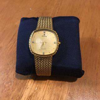 シーマ(CYMA)のCYMA 腕時計(腕時計(アナログ))