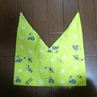 ソウソウ(SOU・SOU)のスヌーピーsou・souコラボあずま袋(その他)