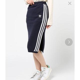 アディダス(adidas)のアディダス タイトスカート(ひざ丈スカート)