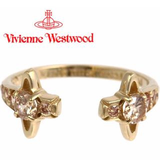 ヴィヴィアンウエストウッド(Vivienne Westwood)のヴィヴィアンウエストウッド◆レイナリング◆ゴールド(リング(指輪))