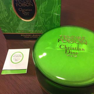 クリスチャンディオール(Christian Dior)の【未使用】Dior TENDRE POISON ボディ パウダー(その他)
