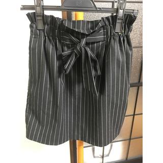 エベルモーション(EBELE MOTION)のEBELE  MOTION台形スカート(ひざ丈スカート)