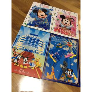 ディズニー(Disney)のアンバサダーホテル ポストカ-ド (カード)