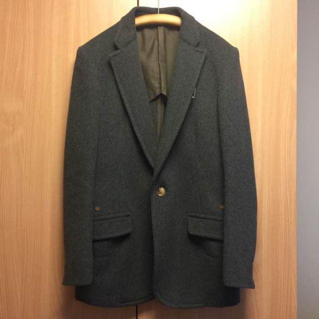 kolor(カラー)のkolor 阿部潤一 ジャケット size2 メンズのジャケット/アウター(テーラードジャケット)の商品写真