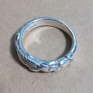 コンロン(KONRON)のBLOODY MARY マグノリア リング 初期版 木蓮の花(リング(指輪))