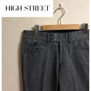 ハイストリート(HIGH STREET)のHIGH STREET スラックス ハイストリート TORNADO MART31(スラックス)