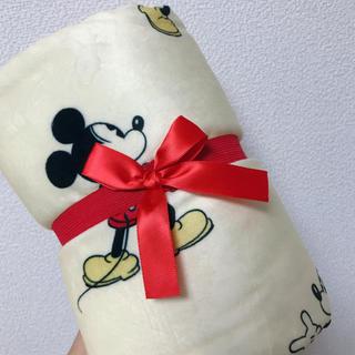 最安!ディズニーストア!ミッキーマウス ブランケット
