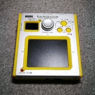 コルグ(KORG)のカオシレーター(音源モジュール)