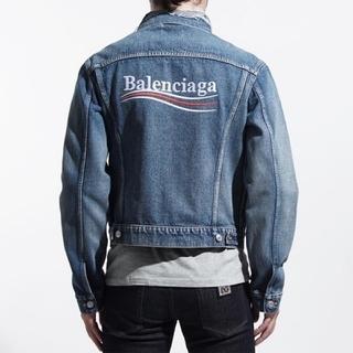 バレンシアガ(Balenciaga)のBALENCIAGA デニムジャケット(Gジャン/デニムジャケット)