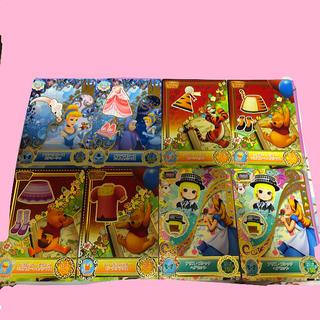 ディズニー(Disney)のディズニーマジックキャッスルキラキラシャイニースター 第1弾(カード)