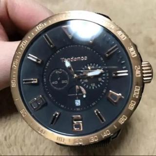 テンデンス(Tendence)の腕時計 TENDENCE 珍しいモデル ローズゴールド(腕時計)