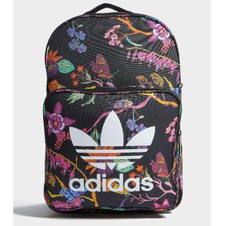 アディダス(adidas)の【海外限定】アディダスオリジナルス リュック バックパック 総柄(リュック/バックパック)