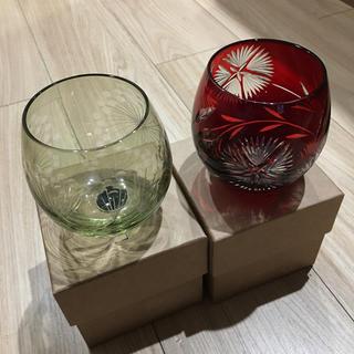 トウヨウササキガラス(東洋佐々木ガラス)の東洋佐々木ガラス 切子グラス クリスタルグラス(グラス/カップ)