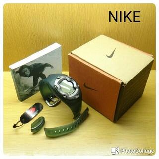ナイキ(NIKE)のNIKE ナイキ 腕時計 ジャンク(腕時計(デジタル))