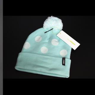 アディダス(adidas)の‼️adidas neo レディース ボンボンビーニー ニット キャップ‼️(ニット帽/ビーニー)