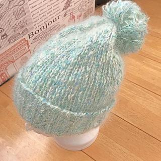 バレンタインハイ(ValenTine's High)のニット帽(ニット帽/ビーニー)