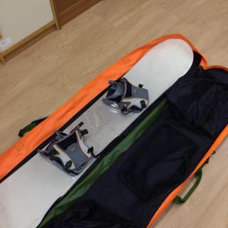 エムケーツーケー(MK2K)のセット スノーボードとバインディング(バインディング)