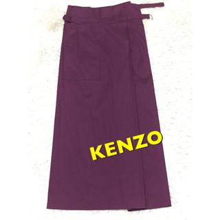 ケンゾー(KENZO)の専用です。KENZO 巻きスカート(ロングスカート)