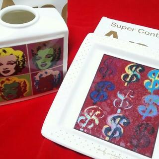 アンディウォーホル(Andy Warhol)のアンディウォーホル/インテリア2点セット(インテリア雑貨)