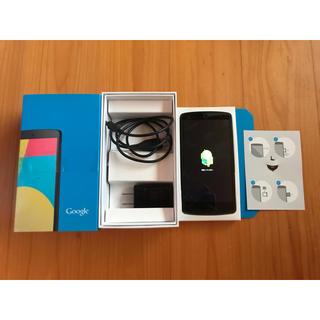 アンドロイド(ANDROID)の専用 Nexus5 16GB(スマートフォン本体)