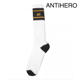 アンチヒーロー(ANTIHERO)のANTIHERO「EAGLE UP CALF SOCKS」(ソックス)