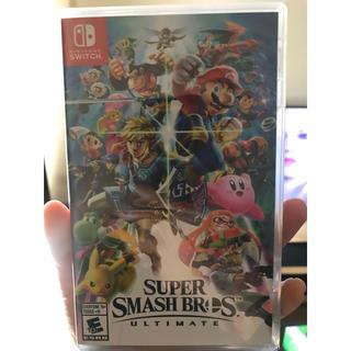 ニンテンドースイッチ(Nintendo Switch)の大乱闘スマッシュブラザーズSPECIAL (家庭用ゲームソフト)