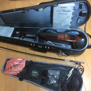 ヤマハ(ヤマハ)のavalon様専用販売ヤマハ正規品サイレントバイオリンSV-120(ヴァイオリン)