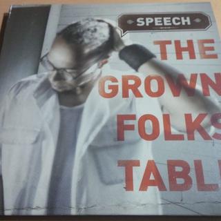 SPEECH/THE GROWN FOLKS TABLE(R&B/ソウル)