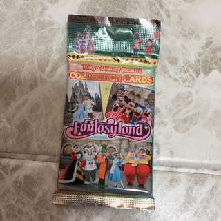 ディズニー(Disney)のファンタジーランド コレクションカード(カード)