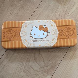 ハローキティ(ハローキティ)のハローキティ缶(ペンケース/筆箱)