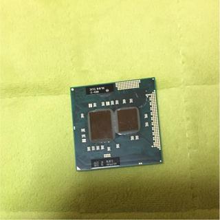 インテレクション(INTELECTION)のCPU  i5  450M(PCパーツ)