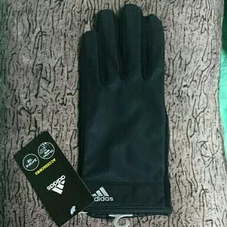 アディダス(adidas)の新品☆adidas手袋メンズ(手袋)