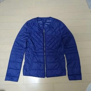 ジーユー(GU)のGU ジャケット ブルー(ナイロンジャケット)