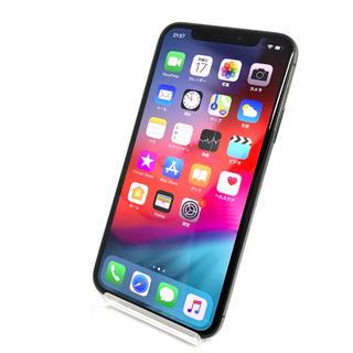アップル(Apple)のApple Store版 SIMフリー iPhoneX 256GB(スマートフォン本体)