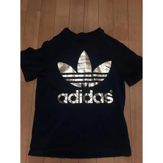 アディダス(adidas)のadidas originals Tシャツ ゴールド(Tシャツ/カットソー(半袖/袖なし))
