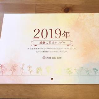 ☆ドモホルンリンクル カレンダー 2019☆