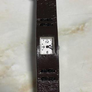 ズッカ 腕時計 電池交換済み☆