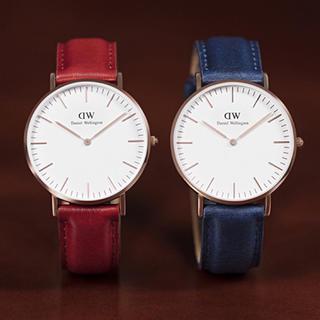 ダニエルウェリントン(Daniel Wellington)のダニエルウェリントン 時計 ペア NY限定モデル(腕時計)