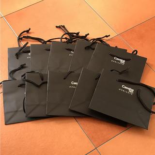 未使用 高級家具ブランド カッシーナ・イクスシー 紙袋 10枚セット
