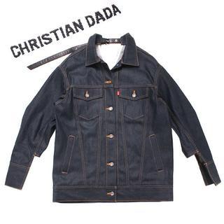 クリスチャンダダ(CHRISTIAN DADA)の17AW CHRISTIAN DADA デニムジャケット(Gジャン/デニムジャケット)